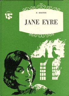 Jane Eyre hardback cover - 1967