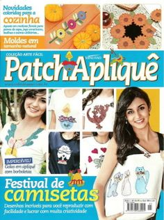 REVISTA PATCH APLIQUÊ- ANO 1-No.5