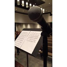 the grass withers   & fades  a  w  a  y  ------------------------------------------------ #microphone #vocalist #singing #music #sheetmusic #sightreading #piano #musicians #nosoundcheck #allforher #missyou #memorialservice #tampa by hikbye2