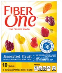 FREE Fiber One Fruit Snacks for Box Tops Members on http://hunt4freebies.com