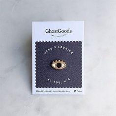 Talisman Enamel Pin | Ghost Goods Co