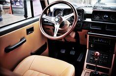 Mitsubishi Pajero -> Hyundai Galloper -> Mohenic Garages redesign - Orkney Gallop http://www.the.co.kr/