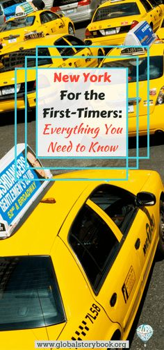 New York For the First-Timers_ Everything You Need to Know - Global Storybook. f you're coming to New York City for the very first time – there are a few essential things that you need to know. Some of these things might pertain to the U.S. in general, and some of them are very specific to the city of New York...