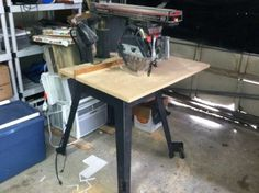 Sears Craftsman Radial Arm Saw Model 113 198211 Recalled