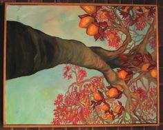 The Paintings of Ivette Guzmán-Zavala