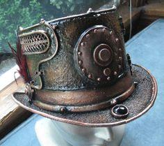 Steam Train top hat