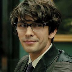 Ben Whitshaw as Q in Skyfall..