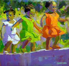Makiwa Mutomba (b1976, Zimbabwe; based In South Africa)