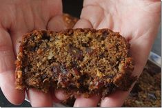 Date Nut bread from Pat Nixon AND from the Unofficial Mad Men Cookbook!