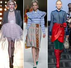 Fall/ Winter 2015-2016 Fashion Trends - Fashionisers