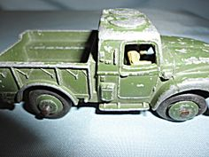 Dinky Toys One Ton Cargo Truck