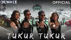 Tukur Tukur - Dilwale | Shah Rukh Khan | Kajol | Varun | Kriti | Official New Song Video 2015 - YouTube