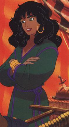 Esmeralda is one of my favorite Disney chracters
