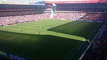 Estadio de fufbol,El Molinón.Gijón