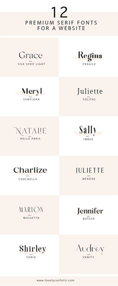 Looking for the best serif font collection for your graphic design or website?I have compiled together 12 premium serif fonts for a Website Bauhaus Typography, Handwritten Typography, Typography Alphabet, Vintage Typography, Typography Layout, Creative Typography, Typography Quotes, Calligraphy Fonts, Typography Poster
