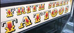Frith Street Soho UK