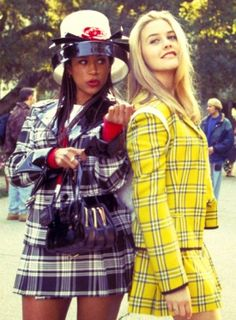 Clueless outfits. Costume inspiration