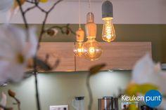 Home - Keukenpunt Mason Jar Lamp, Light Bulb, Table Lamp, Lighting, Home Decor, Table Lamps, Decoration Home, Room Decor, Light Globes