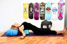 Image result for fish pose restorative