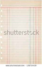 Image result for handwritten ripped note white paper