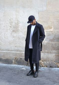 Clean looks from mr Joachim, him and his twin brother are two guys who really 'get it'. #menstyle