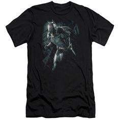 Dark Knight Rises/Batman Rain-Black