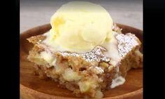 Un gâteau phénoménal : Pommes, noix de Grenoble et épices