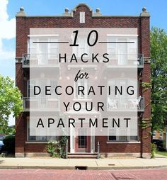 10 Hacks for Decorating Your Apartment | Vintage Revivals