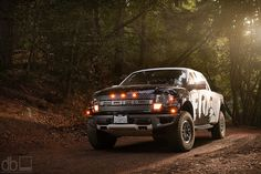 Fox Shox Ford Raptor