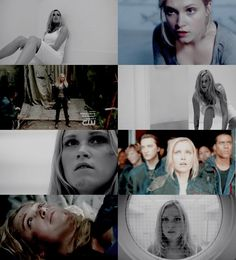 be strong. #clarkegriffin #elizataylor #the100