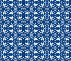 Curlique  fabric by serendipity_textiles on Spoonflower - custom fabric