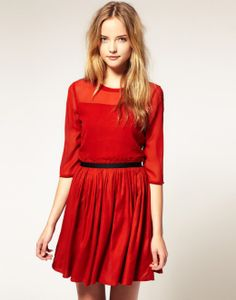 Can we start to think about christmas dresses? - Mrs. Marina's Blog