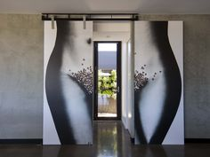 The ultimate door  //  Lahinch House / Lachlan Shepherd Architects