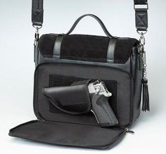 GTM-36 School Girl - Concealed Carry Handbags - CCW Purses - GunTotenMamas