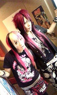 DANGER☆GANG Waka & Hiko