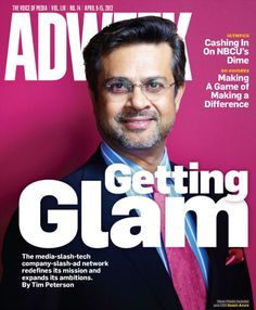 Adweek cover - April 9, 2012