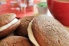 Fair Trade Gingerbread Whoopie Pie Recipe