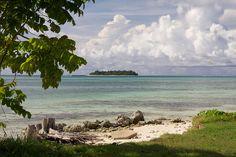 SAIPAN - Micro Beach.                             I used to play here.