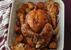 Roast Chicken - looks easy!