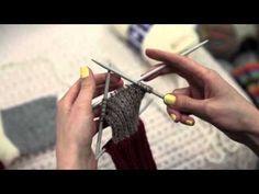 NovitaTube, How to videos (in Finnish), Näin neulot villasukan #novitaknits #knitting
