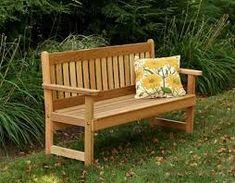 Image result for садовая скамейка