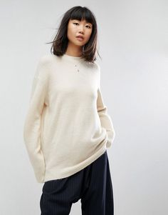 Get this Asos s oversized jersey now! Click for more details. Worldwide  shipping. ASOS cf907b412