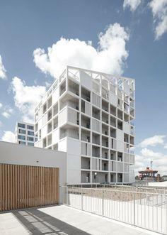 Antonini Darmon Architectes - Nantes Oiseau des Iles