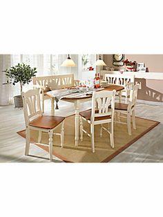 Tisch Covington, Stuhl Chatham Und Tischlampe Antibes #Esszimmer #loberon |  Küche | Pinterest