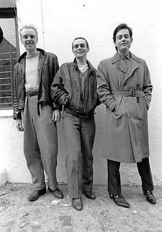 Heaven 17 - Glenn Gregory, Ian Craig Marsh And Martyn Ware - 1983 Heaven 17, 80s Music, Musicals, Waves, Glamour, Musical Theatre, Wave