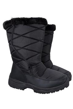 339e65adc Ice Womens Snow Boots with Fur Fur Boots, Winter Boots, Mens Snow Boots,