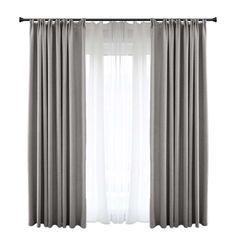Solid Grey Blackout Curtain Modern Simple Curtain Living Room Bedroom Fabric(One. Solid Grey Blackout Curtain Modern Simple Curtain Living Room Bedroom Fabric(One Panel) Living Room Decor Curtains, Cottage Curtains, Curtains For Bedroom, Window Treatments Living Room Curtains, Luxury Curtains, Modern Curtains, Living Room Grey, Living Room Bedroom, Living Rooms