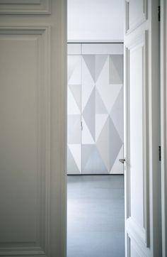 Charles Zana | Apartment Monceau | Paris