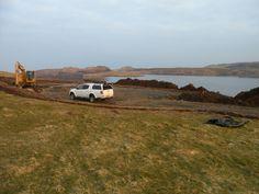 Rowan croft, Isle of Skye. New house build