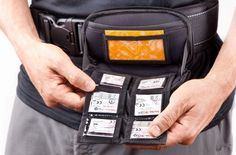 Memory Card Organizer for the Spider Pro Holster $35